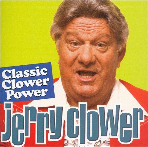 Jerry Clower - Clower Power (CD) - image 1 of 1