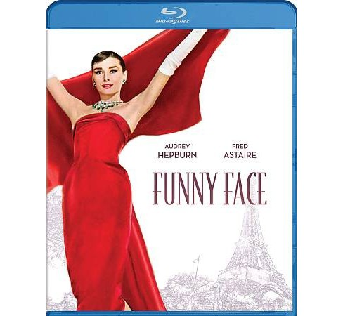 Funny Face (Blu-ray) - image 1 of 1