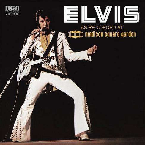 Elvis Presley - Elvis: As Recorded At Madison Square Garden (Vinyl) - image 1 of 1