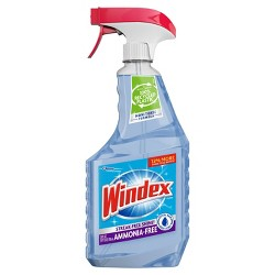 Windex Ammonia Free Glass Cleaners - 26oz