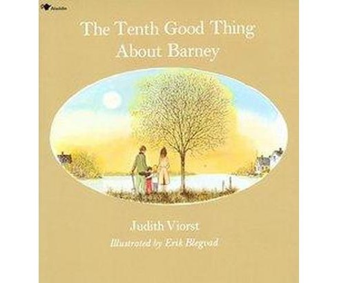 Tenth Good Thing About Barney (Paperback) (Judith Viorst) - image 1 of 1