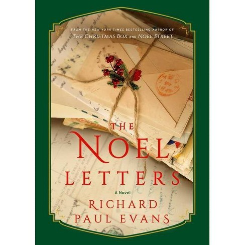 The Noel Letters - (Noel Collection) by  Richard Paul Evans (Hardcover) - image 1 of 1