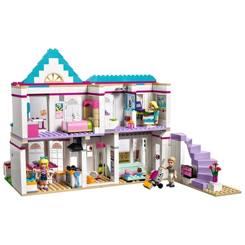 Lego Friends Stephanies House 41314 Build And Play Toy House With