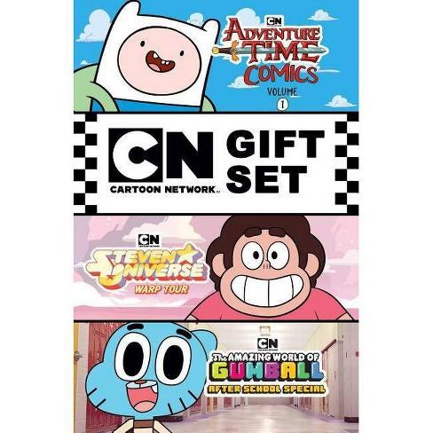 Cartoon Network Graphic Novel Gift Set - (Paperback) - image 1 of 1