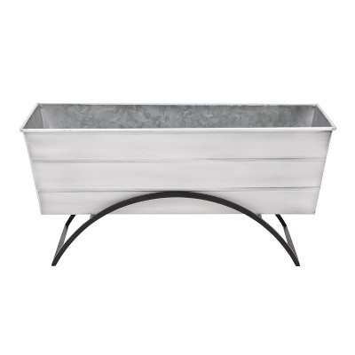 """24"""" Odette Stand with Flower Box Planter - ACHLA Designs"""