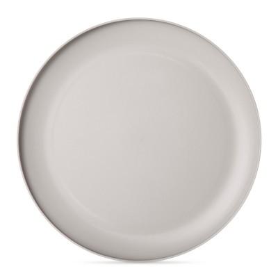Plastic Dinner Plate 10.5  Silver - Room Essentials™