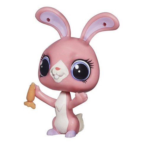 Littlest Pet Shop Get the Pets Single Pack Bunny Ross - image 1 of 2