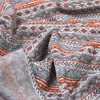 Trend Lab Sweatshirt Knit Baby Blanket - Gray - image 4 of 4