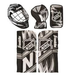Franklin Sports Mini Hockey Goalie Equipment & Mask Set
