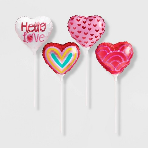 Valentine's Day Balloon Pack - Spritz™ - image 1 of 1