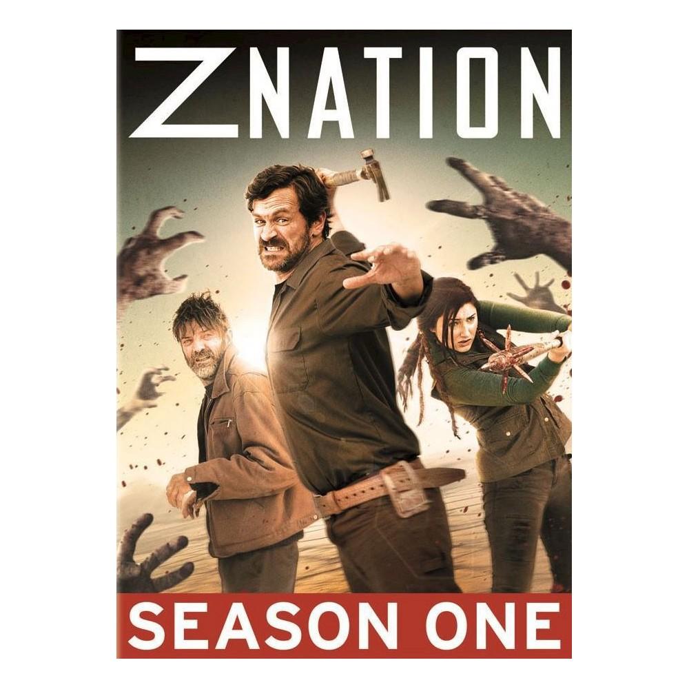 Z Nation:Season 1 (Dvd), Movies