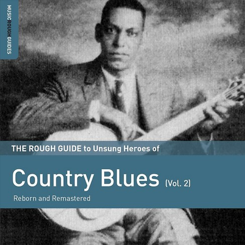 Various - Rough guide to unsung heroes:Vol 2 (CD) - image 1 of 1