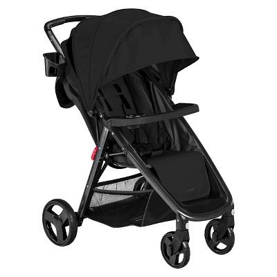 Combi Fold 'N Go Single Stroller - Black