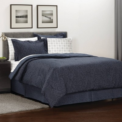 Cathedral Bed in a Bag Comforter Set - Martex