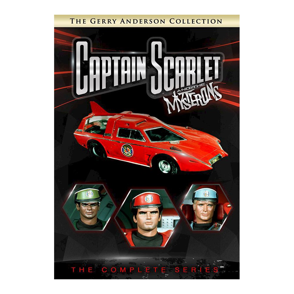 Captain Scarlet:Complete Series (Dvd)