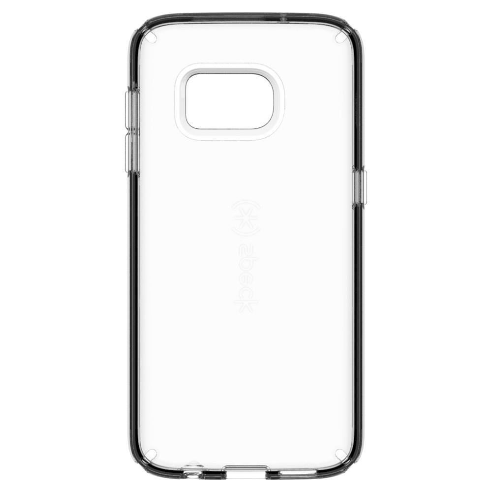 Speck Galaxy S7 CandyShell Clear, Medium Clear