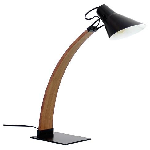 Noah Mid Century Modern Table Lamp Target