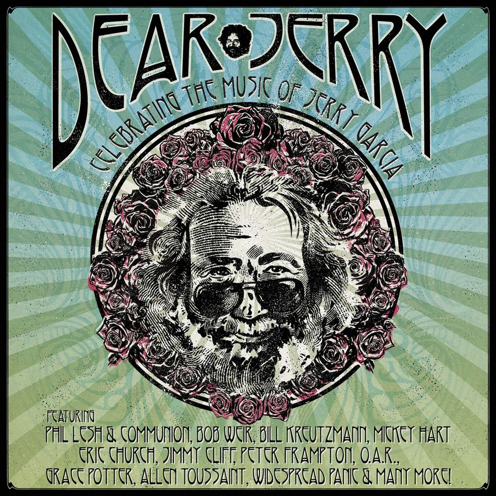 Various - Dear Jerry:Celebrating The Music Of J (CD)