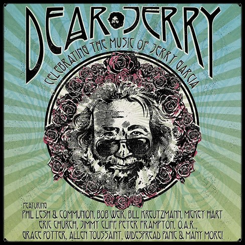 Various - Dear Jerry:Celebrating The Music Of J (CD) - image 1 of 1