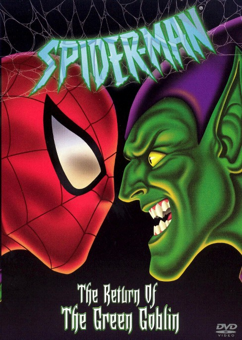 Spider Man:Return Of The Green Goblin (DVD) - image 1 of 1