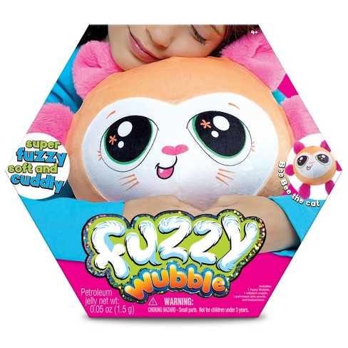 Fuzzy Wubble - Cat - image 1 of 1