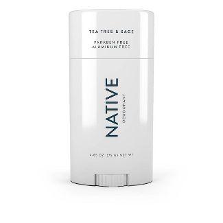 Native Tea Tree & Sage Deodorant - 2.65oz