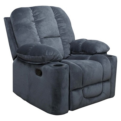 Gannon Glider Recliner Club Chair - Christopher Knight Home