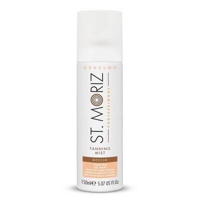 St. Moriz Professional Instant Medium Self Tanning Mist - 5.07oz