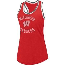 NCAA Wisconsin Badgers Women's Tank Top