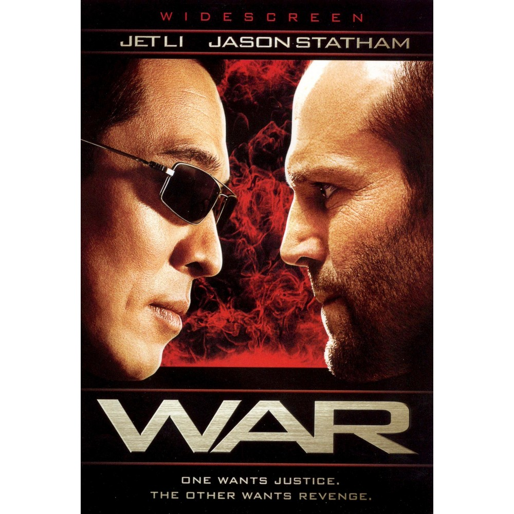 War (WS) (dvd_video), Movies