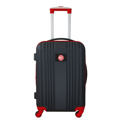 """NBA 21"""" Hardcase Two-Tone Spinner Carry On Suitcase - image 1 of 4"""