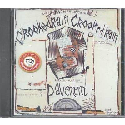 PAVEMENT - Crooked Rain (CD)