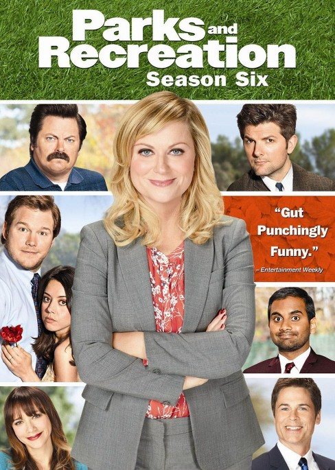 Parks and Recreation: Season Six [3 Discs] - image 1 of 1