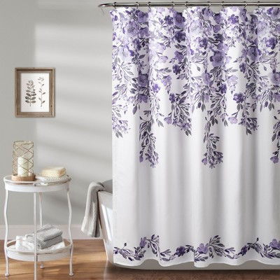 Tanisha Shower Curtain - Lush Décor