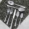 42pc Stainless Steel Mayson Silverware Set - Studio Cuisine - image 2 of 3