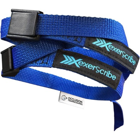 BFR Bands Classic Blood Flow Restriction Occlusion Training Bands - Blue - image 1 of 4
