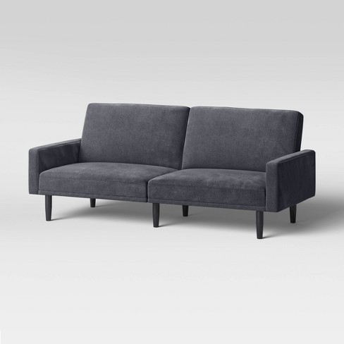 Futon Sofa with Arms - Room Essentials™ - image 1 of 4