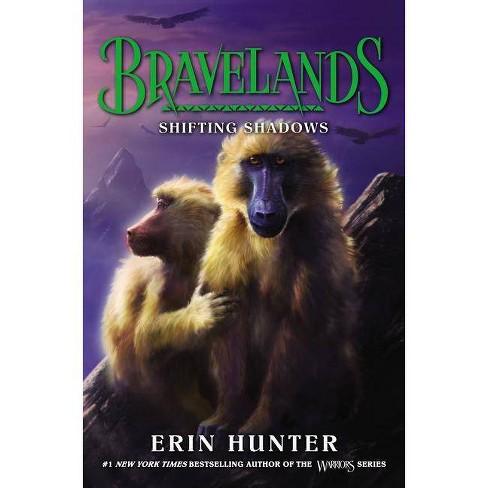 Bravelands: Shifting Shadows - by  Erin Hunter (Hardcover) - image 1 of 1