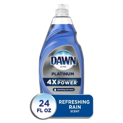 Dawn Ultra Platinum Refreshing Rain Scented Dishwashing Liquid