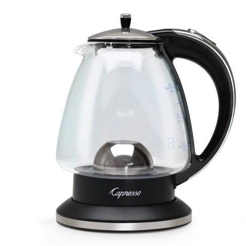 Capresso H2O Glass Rapid-Boil Kettle - image 1 of 4