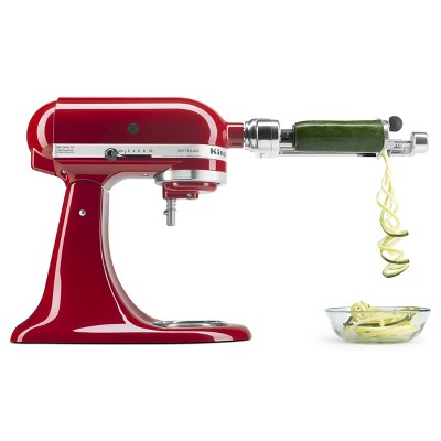 KitchenAid Spiralizer Attachment with Peel, Core and Slice - KSM1APC