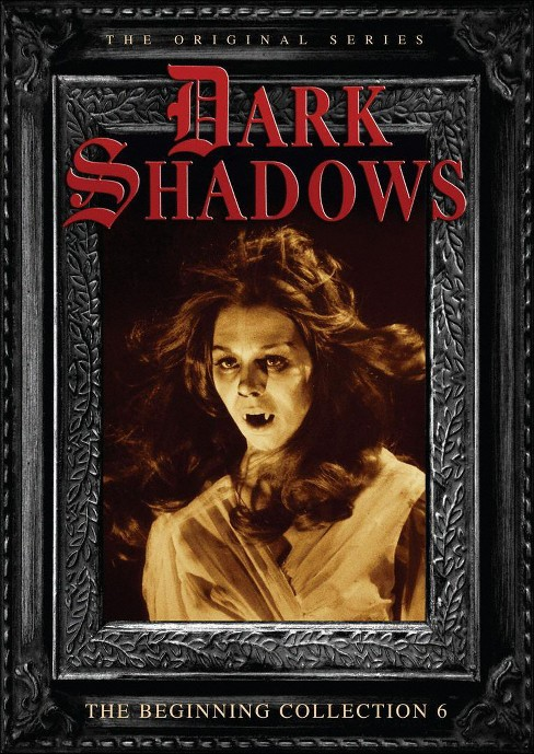 Dark Shadows:Beginning Collection 6 (DVD) - image 1 of 1