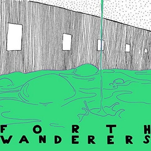 Forth Wanderers - Slop Ep (CD) - image 1 of 1