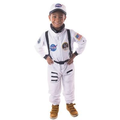 Kids' Apollo 11 Astronaut Suit Halloween Costume 8-10