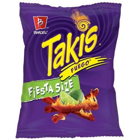 Takis Fiesta Size Fuego - 20oz : Target
