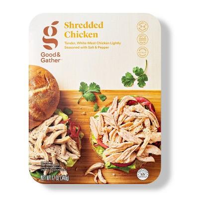 Shredded Chicken - 12oz - Good & Gather™