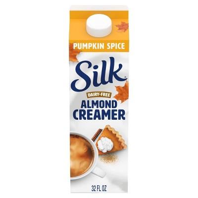 Silk Dairy-Free Pumpkin Spice Almond Creamer - 1qt