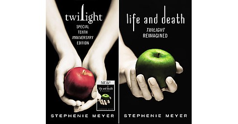 TWILIGHT TENTH ANNIVERSARY EDITION / LIFE AND DEATH TWILIGHT REIMAGINED (Hardcover) by Stephanie Meyer - image 1 of 1