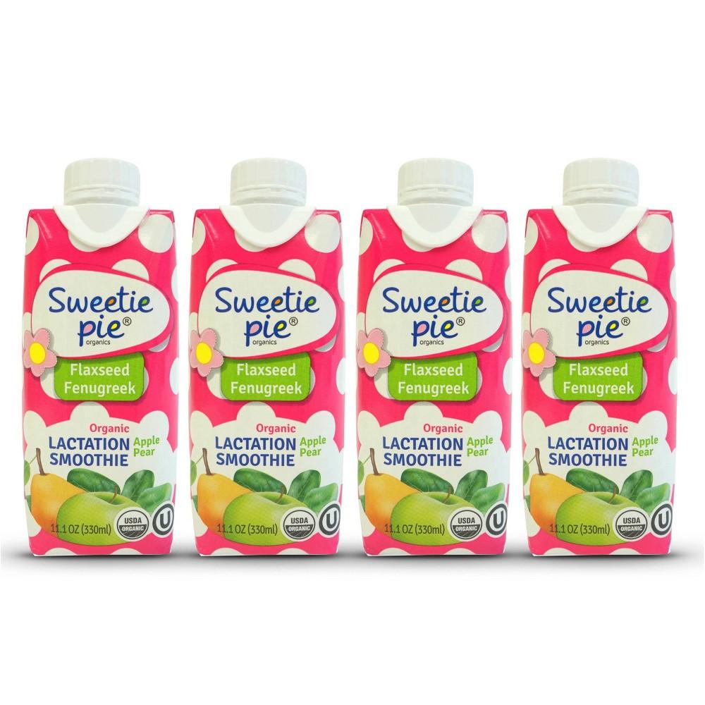 Image of Sweetie Pie Organics Lactation Smoothie - 4pk