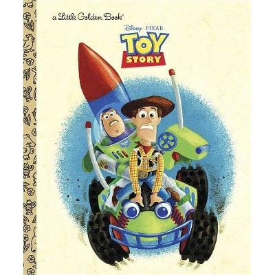 Toy Story (Disney/Pixar Toy Story) - (Little Golden Books (Random House)) (Hardcover) - by RH DISNEY